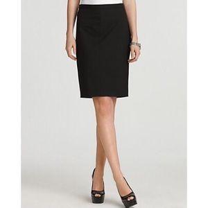 BCBGMAXAZRIA Wool Pencil Skirt